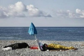 Migrants' fall in Italy has experts seeking answers