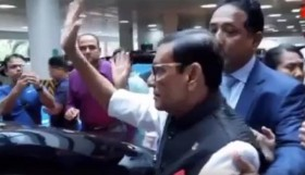Quader released from Singapore hospital