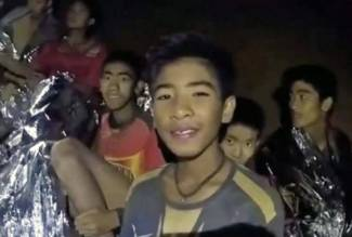 Freed from cave, but doctor's orders bar Thai boys from World Cup final