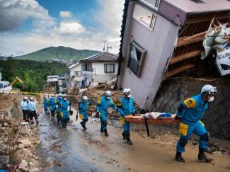 Death toll in wake of torrential rain reaches 148 in Japan