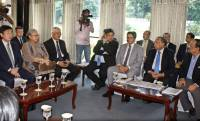 Dhaka for implementing Kofi Annan Commission's recommendations on Rakhine state