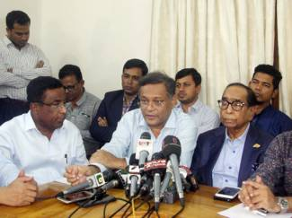None could resist BCL's victory in DUCSU polls: Hasan