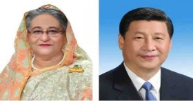 PM greets Chinese President on 72nd anniversary of China